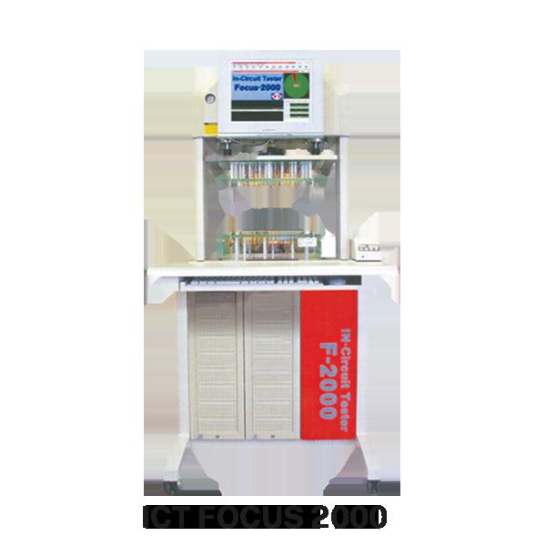 ICT FOCUS 2000